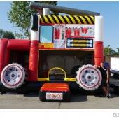 Picture of Hüpfburg-Feuerwehr - Preis: 150€